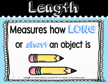 Measurement: Length & Height