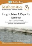 Measurement: Length, Mass and Capacity Grade 5 Maths Workbook