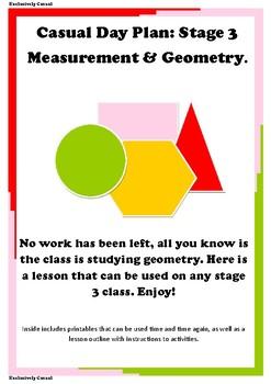 Measurement Lesson Plan