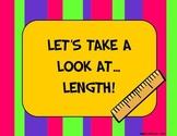 Measurement - Let's Take a Look at Length Presentation
