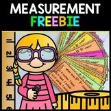 Measurement - Life Skills - FREEBIE - Special Education - Math - Task Cards