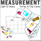 Measurement: Light and Heavy Sorter