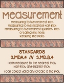 Measurement & Line Plots