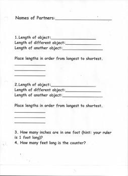 Measurement - Linear