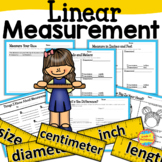 Measurement -- Linear Measurement for 2nd Grade