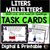 Measurement - Liter and Milliliters (US and AUS/UK versions)