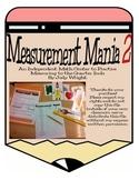 Measurement Mania 2: Measuring to the Quarter Inch