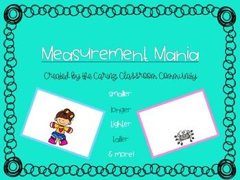 Measurement Mania Game