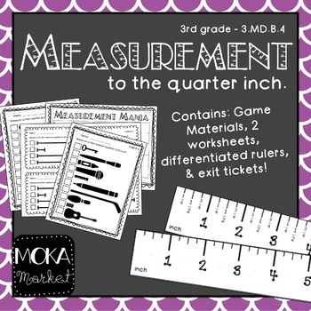 Measurement Mania Mini Unit