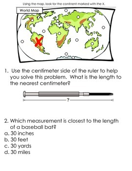 Measurement Marathon Landform Edition