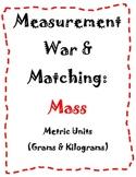 Measurement: Mass War & Matching