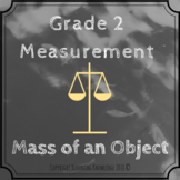 Measurement - Mass of an Object