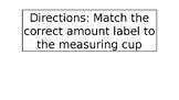 Measurement Match