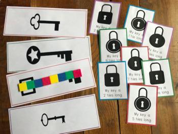 Measurement Match (Lock and Keys)