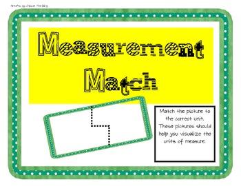 Measurement Match - Metric