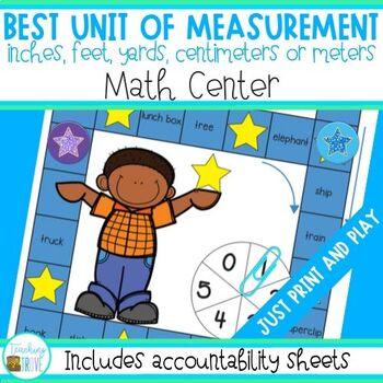 Measurement Math Center