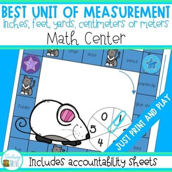 Measurement Math Center