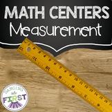 Measurement Math Center Activities