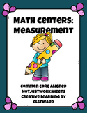 Measurement Math Centers