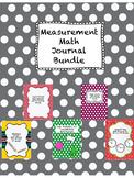 Measurement Math Journal BUNDLE