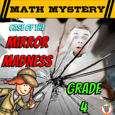 Measurement Math Mystery: Weight, Length, Time, Area, Volume (GRADE 4)
