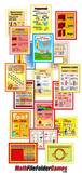 Measurement = Math Poster/Anchor Chart BUNDLE