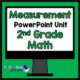 Measurement Math Unit 2nd Grade Distance Learning