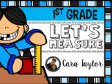 Measurement Math Unit ~ First Grade