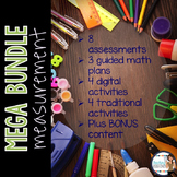 Measurement Math Unit {MEGA BUNDLE}