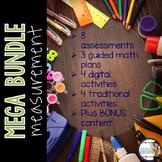 Measurement Math Unit {MEGA BUNDLE}