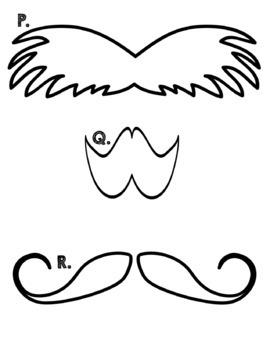 Measurement: Measure My Mustache! {Confetti and Creativity}