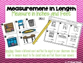 Measurement: Measure in Inches and Feet - GO MATH! Chapter 8