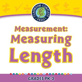 Measurement: Measuring Length - PC Gr. PK-2