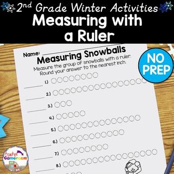 Measurement - Measuring Snowballs - 2.MD.1