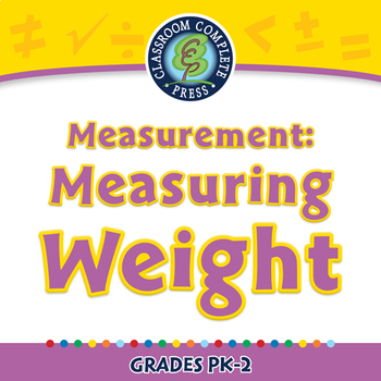 Measurement: Measuring Weight - MAC Gr. PK-2