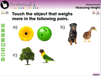 Measurement: Measuring Weight - PC Gr. PK-2