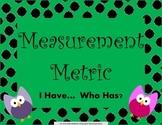 Measurement Metric