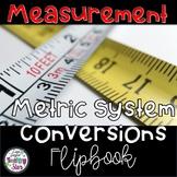 Measurement Metric Conversion Flip Book