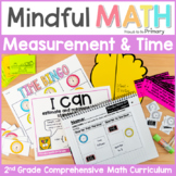 2nd Grade Math: Measurement (Metric & Imperial) & Time | G