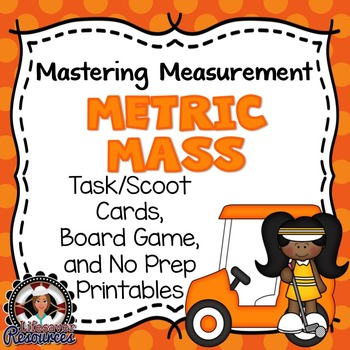 Metric Mass Game and Practice Pages