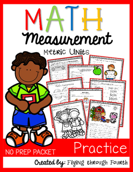 Measurement {Metric Practice} NO PREP PACKET