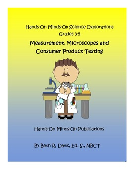 Measurement Microscope and Consumer Product Testing Grades 3-5