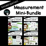 Measurement Bundle-(Kindergarten, Standards-Aligned)