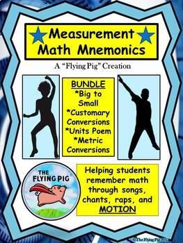 Measurement Mnemonics Bundle