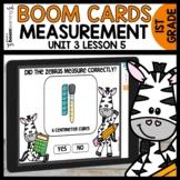 Measurement | Module 3 Lesson 5 |Boom deck | Distant Learning