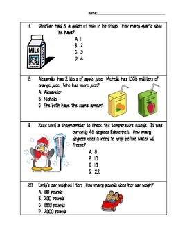 Measurement Musical Test Review