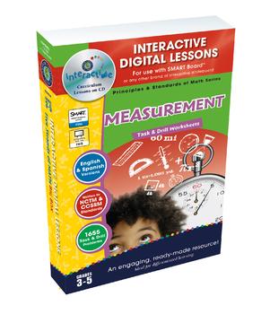Measurement - NOTEBOOK Gr. 3-5