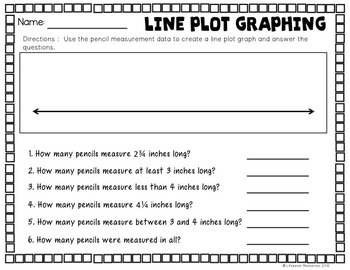 Measurement - Nearest 1/4 Inch Game and Printables