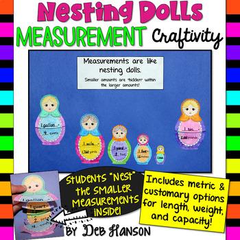 Measurement Craftivity