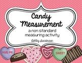 Candy Measurement {non standard units}